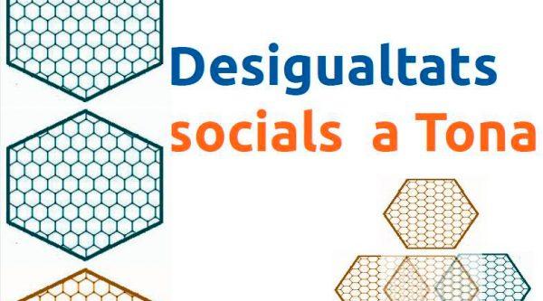 Les desigualtats socials a Tona, presentació de l'estudi realitzat per Iris de Melo Bueno