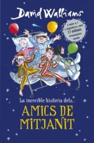 amics de mitjanit david walliams