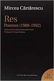 Res : poemes (1988-1992) / Mircea Cartarescu