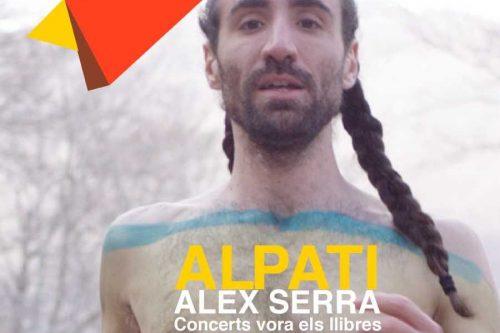 Alex Serra conclou la cinquena edició de Al Pati, concerts vora els llibres