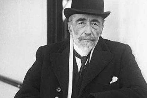 25 de Gener: Joseph Conrad,  El corazón de las tinieblas.  A càrrec del filòsof Massimo Desiato