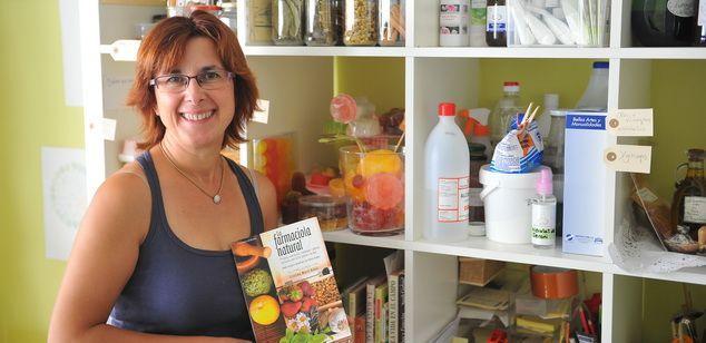 Cristina Martí biblioteca tona