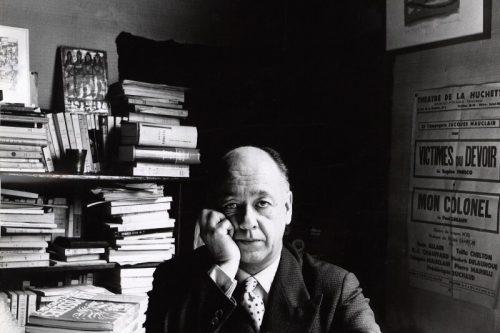 25 anys de la mort de Eugène Ionesco
