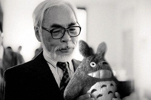 Es retira el mestre de l'animació, Hayao Miyazaki