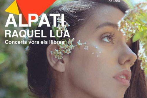 Sensibilitat i dolçor amb Raquel Lúa, en el segon concert de Al Pati