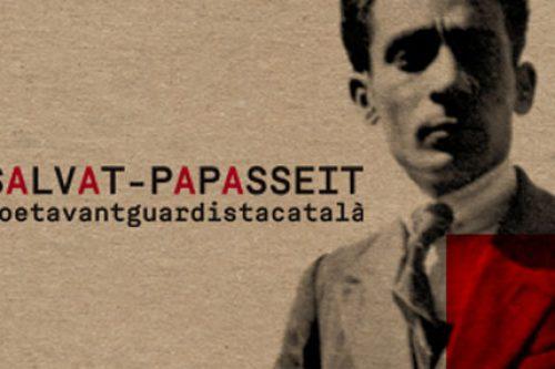 Exposició Salvat-Papasseit, poeta avantguardista català