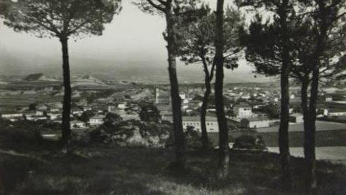 vista del municipi de tona