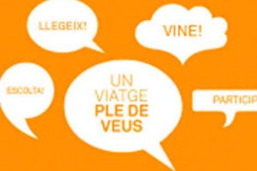 Exposició Virtual Un viatge ple de veus