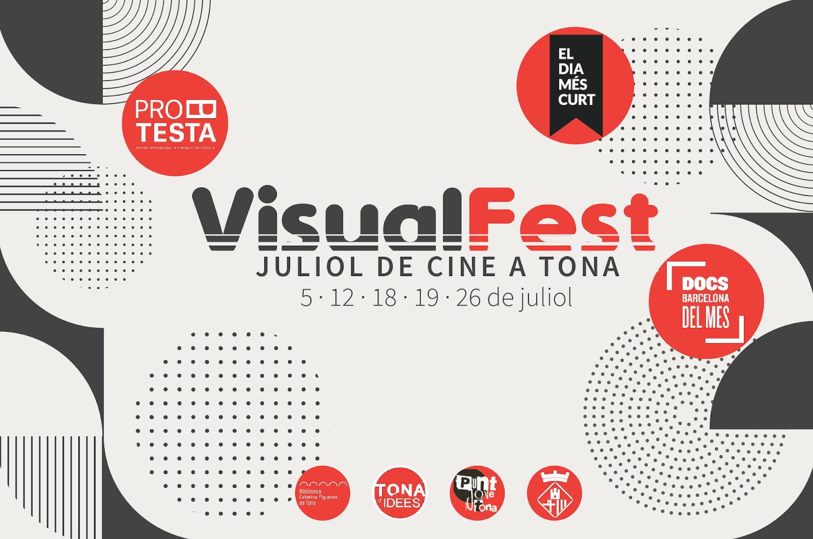 Visual Fest biblioteca tona