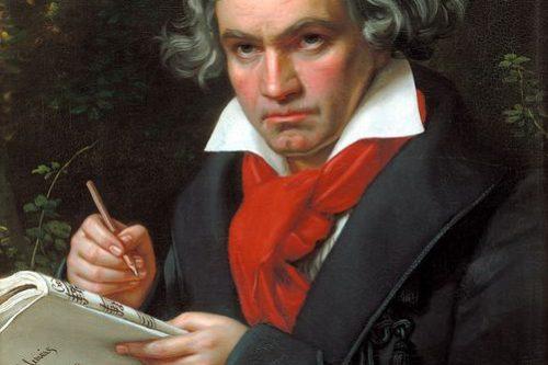 250 anys del naixement d'un virtuós de la música, Ludwig van Beethoven