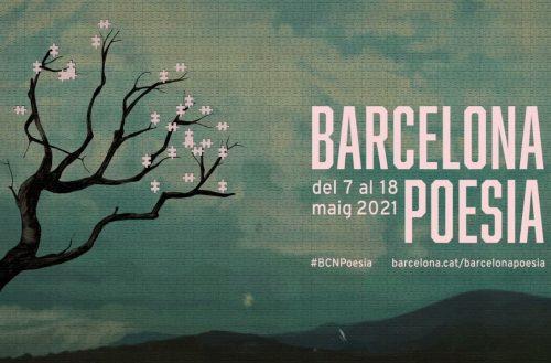 Barcelona i el poder terapèutic de la paraula, festival Barcelona Poesia