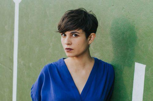 Anna Andreu, l'encarregada de tancar la 7a edició de Al Pati, el cicle musical vora els llibres