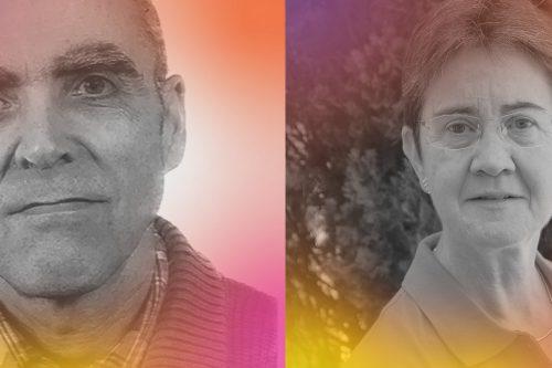 Un dia, dues veus. Presentació dels llibres, Caixes plenes…, o buides de Núria Vendrell i Atrapat, de Josep Maria Arnau